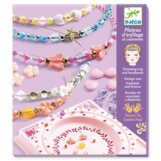 Djeco Djeco Needlework - Beads and jewellery Precious