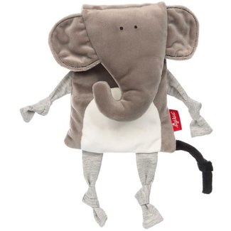 Sigikid Knuffellapje olifant, Urban Wildlife