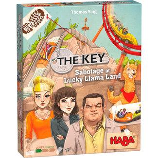 HABA The Key - Sabotage in Lucky Lama Land