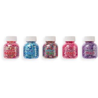 Ooly Glitterlijm - party in a jar