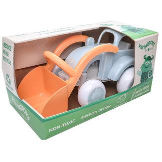 Viking Toys Ecoline - Tractor met voorlader groot