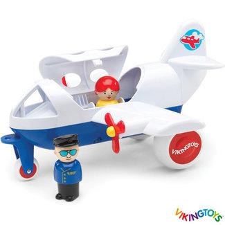 Viking Toys Vliegtuig