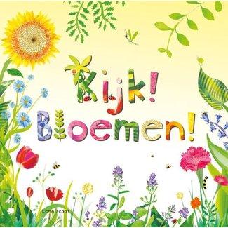 Kijk! Bloemen!
