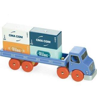 Vilac Vilacity container truck