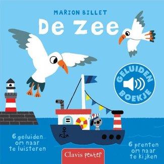 Clavis Geluidenboekje  - de Zee