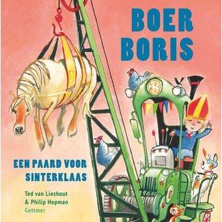 Gottmer Boer Boris - Een paard voor Sinterklaas 3+