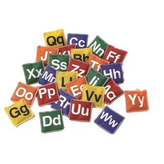edxEducation Alfabet bonenzakjes (set van 26)
