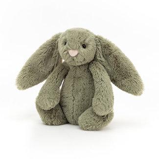 Jellycat konijn groen small