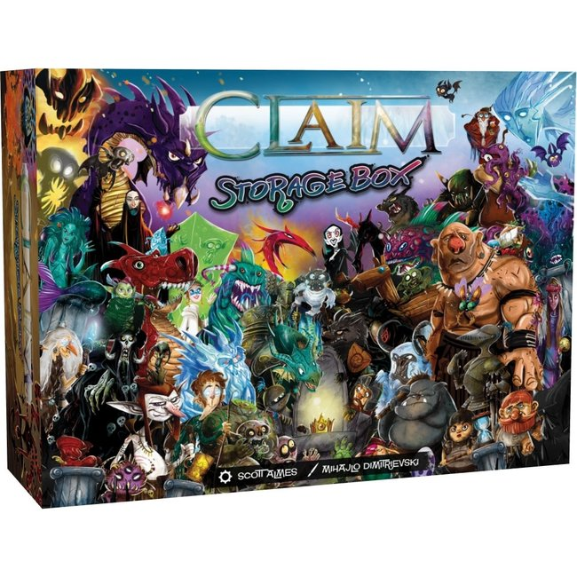 White Goblin Games Claim opbergbox box