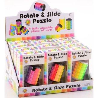 Puzzels, 3D-puzzels - Breinbrekers Cilinder Puzzel