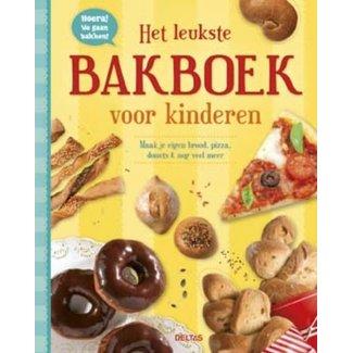 Deltas Het leukste bakboek voor kinderen