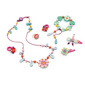 Djeco Djeco Role play - Charms Jewels - Flower paradise