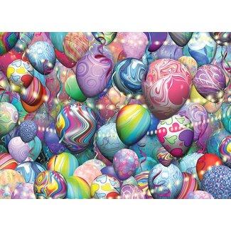 Cobble Hill Puzzle 500 pieces - Party Balloons
