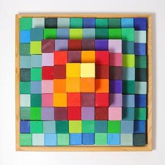 Grimms Blokkenpiramide groot