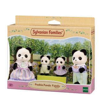 Sylvanian Families Familie panda