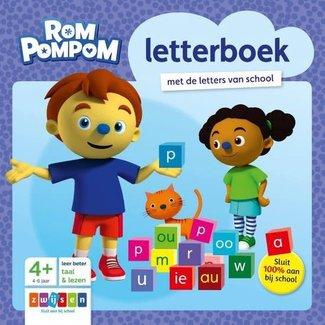 Zwijsen Rompompom Letterboek