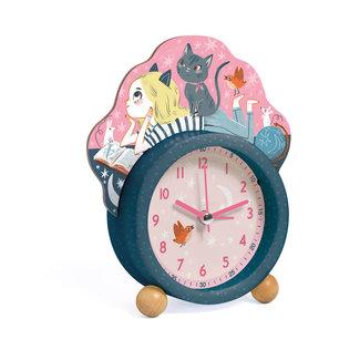 Little Big Room Wekker - kleine kat (Alarm clocks Little Cat)