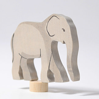 Grimms Decorative Figure Elephant