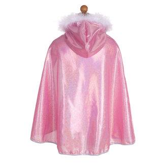 Great Pretenders Glitter prinsessen cape - maat US 3-5