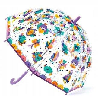 Kinderparaplu -  Regenboog (Pop rainbow)