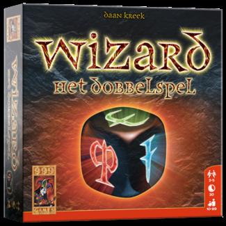 999 Games wizard het dobbelspel