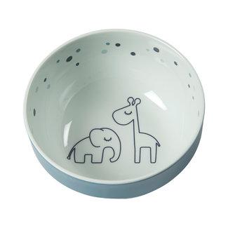 Done by deer Kinderservies - Dreamy Dots bakje, blauw (Yummy mini bowl, blue)