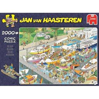 Jumbo Jan van Haasteren - De Sluizen, 2000 stukjes