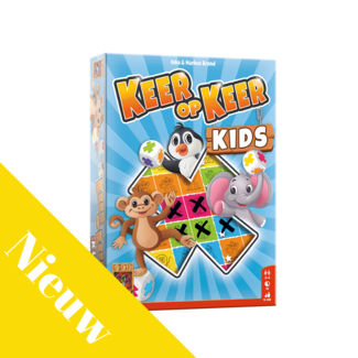 999 Games Keer op Keer Kids - Dobbelspel, kinderspellen