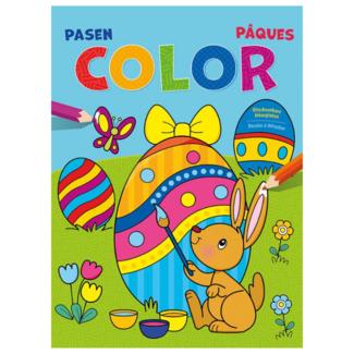 Deltas Boek, kleurboek - Pasen