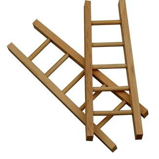Creativ Company Houten Ladder (mini), 6st.