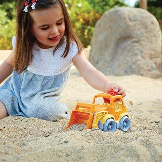 Greentoys Buitenspeelgoed - bulldozer (Scooper)
