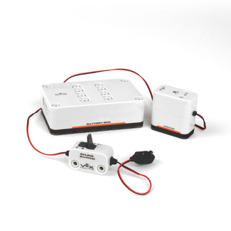 Hexbug Vex Robotics Bouwpakket - Losse motor (Powered motor kit add on)