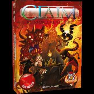 White Goblin Games White Goblin Games Claim Reinforcements: Fire