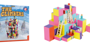 Review 'The Climbers' - 999 Games