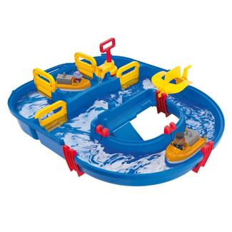 Aquaplay Buitenspeelgoed, watertafel - Start Lock Set