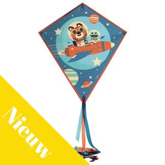 Djeco Buitenspelen - Vlieger Raket (Rocket)