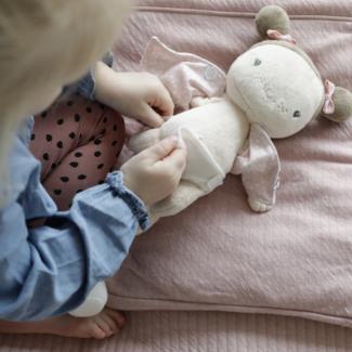 Little Dutch Pop - knuffelpop babypop Rosa