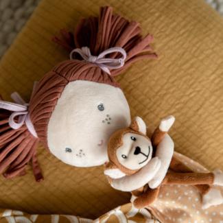 Little Dutch Poppen - knuffelpop Sophia middel, 35cm