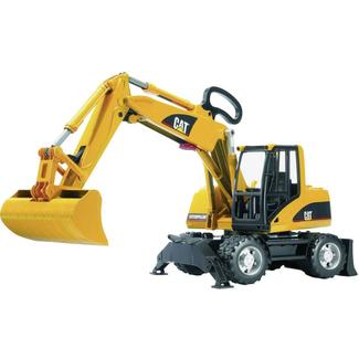 Buitenspeelgoed, voertuigen - Caterpillar Mobiele baggeraar