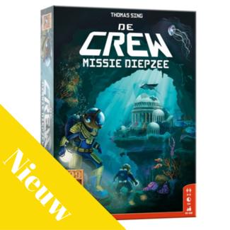 999 Games De Crew Missie Diepzee - Kaartspel