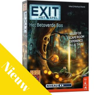 999 Games EXIT - Het Betoverde Bos - Breinbreker