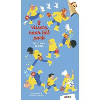 Zwijsen Boeken, Doeboeken - zoekboek 8 vissers naar het park (4+ jr.)