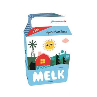 Gottmer Boeken, Karton boeken - Het winkeltje van Ingela; Melk (1+ jr.)