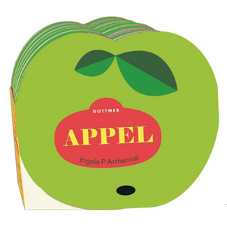 Gottmer Boeken, Karton boeken - Het winkeltje van Ingela; Appel (1+ jr.)