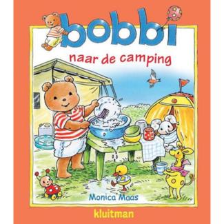 Kluitman Boeken, Voorleesboeken - Bobbi naar de camping (2+ jr.)