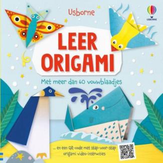 Usborne Boeken, Doeboeken - Leer origami (7+ jr.)