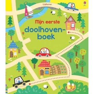 Usborne Boeken Doeboeken - Mijn eerste doolhovenboek (3+ jr.)