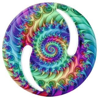 Buitenspeelgoed - zachte frisbee gekleurd, assorti