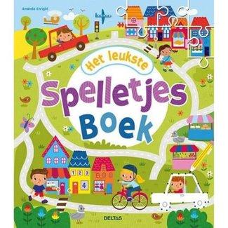 Deltas Boeken, Doeboeken - Het leukste spelletjesboek (5-7 jr.)