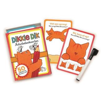 Gottmer Boeken, Doeboekboeken - Dikkie Dik activiteitenkaarten (3+ jr.)
